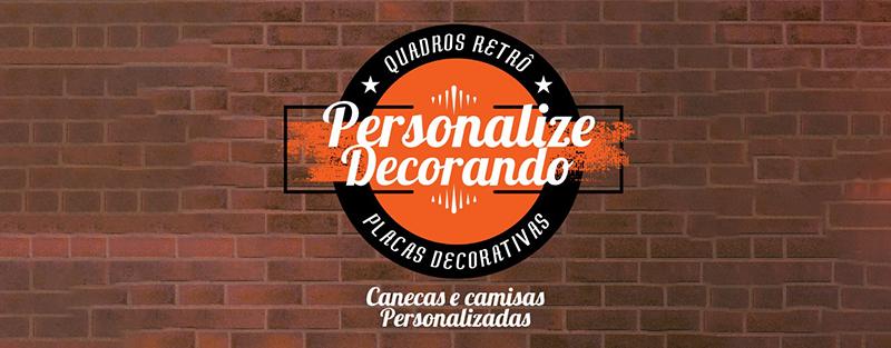 Personalize Decorando